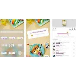 Llega a Instagram un nuevo 'emoji deslizable'