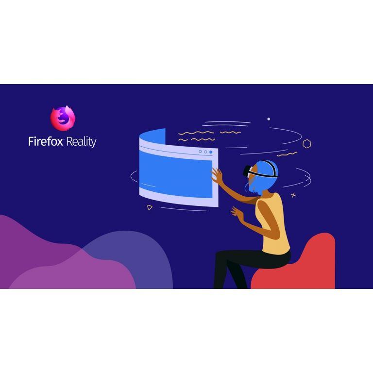 Ya puedes descargar Firefox Reality, el navegador VR de Mozilla