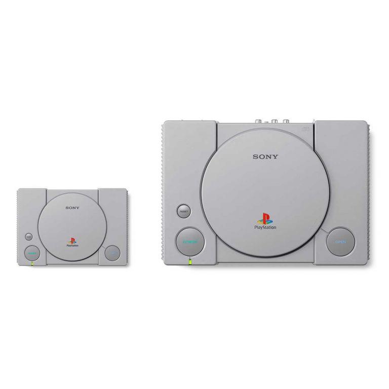 Oficial: Estos son los 20 juegos que tendrá la Playstation Classic