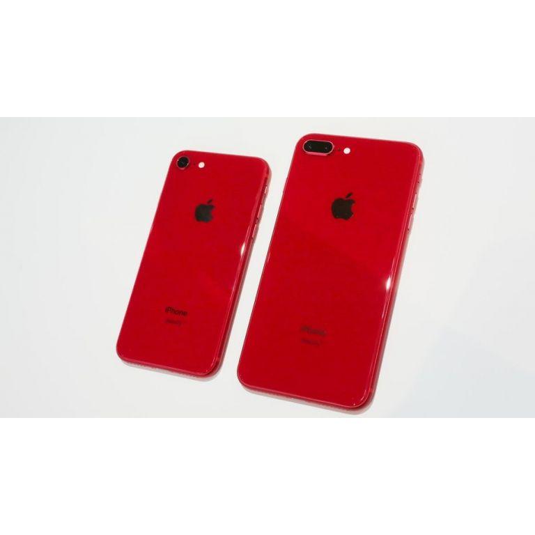 Apple prepararía un iPhone rojo exclusivo para China