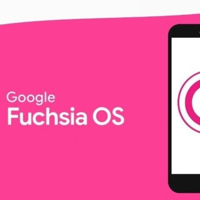 Google Fuchsia OS podría ser el reemplazo para Android y ya tiene su propia página web