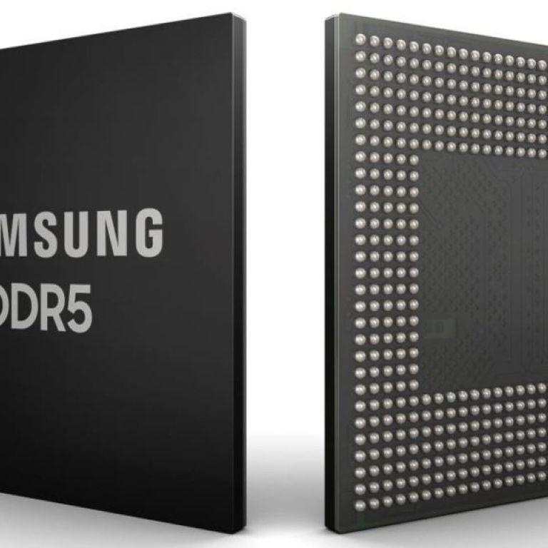 Samsung creó una nueva RAM para móviles pensada para el 5G y la inteligencia artificial