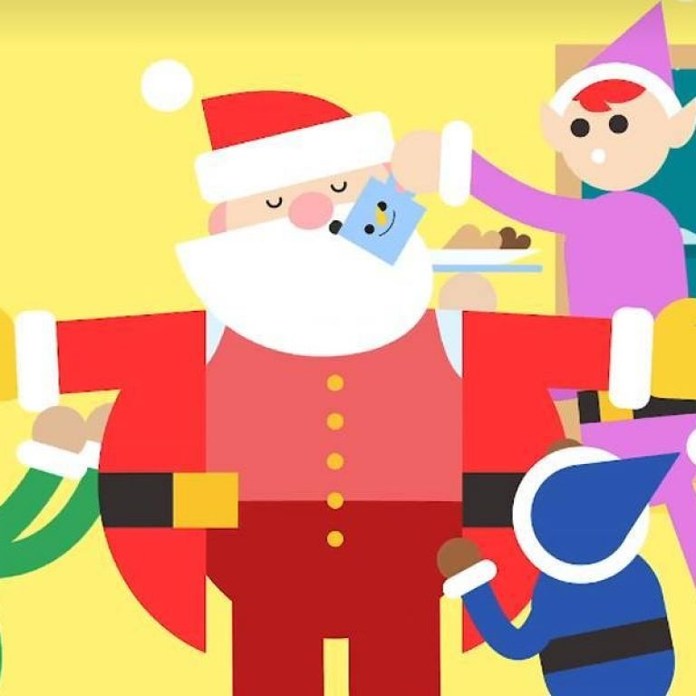 Google lanza mapa para localizar a Santa Claus esta Navidad