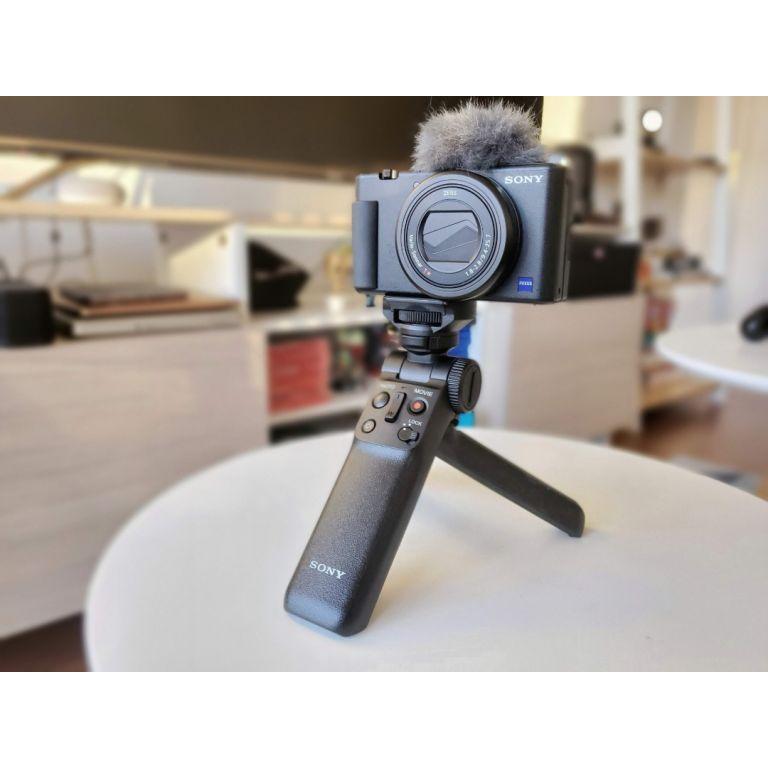 Creada para vlogging: review de la cámara Sony ZV-1