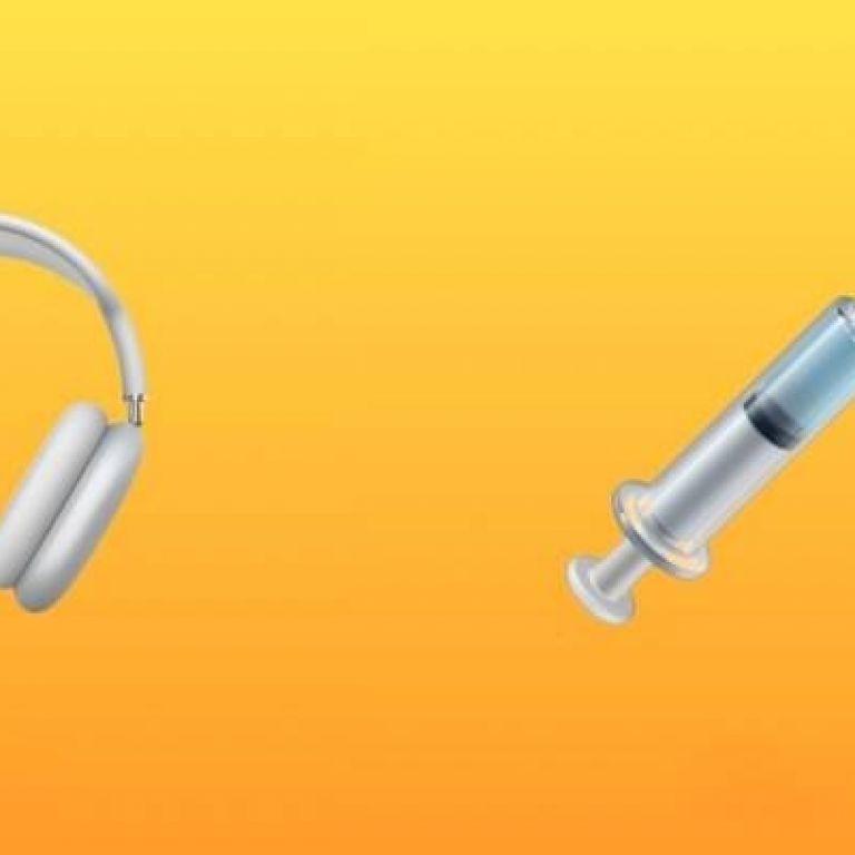 iPhone: iOS 14.5 cambia sus emojis para promover vacunas y sus AirPods Max