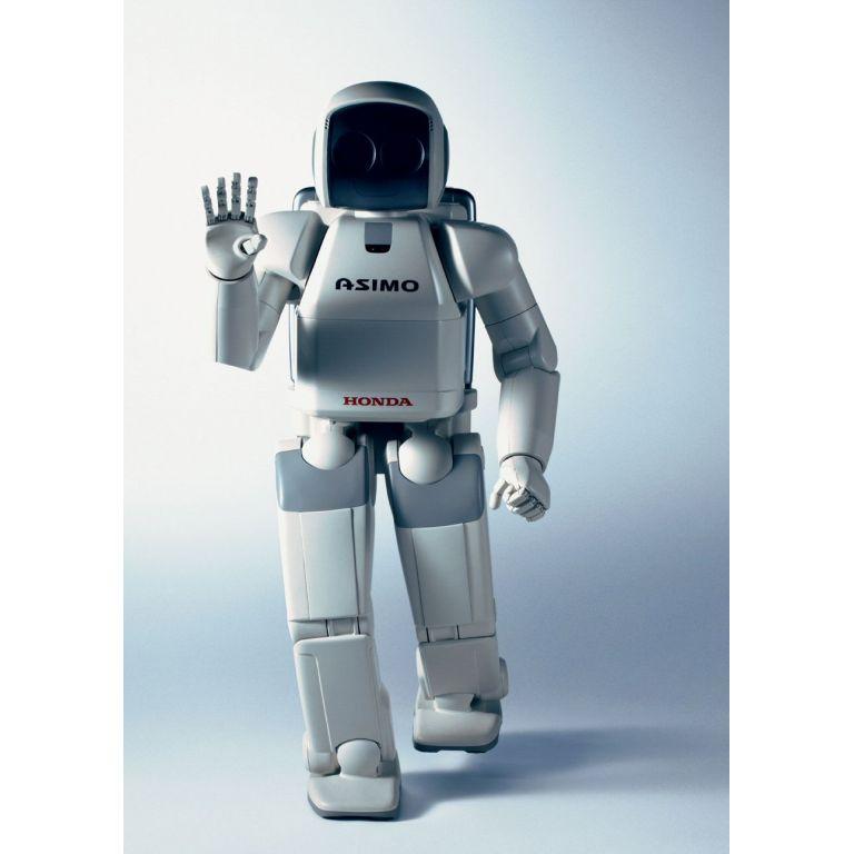 Asimo, el robot que puede ayudar en una catástrofe nuclear