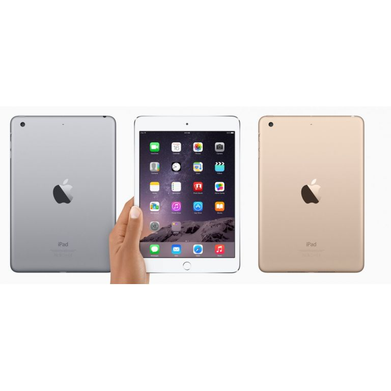 Los nuevos iPad Air 2 y iPad Mini 3 de Apple