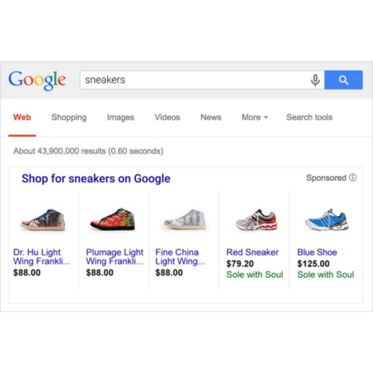 Google revoluciona las compras