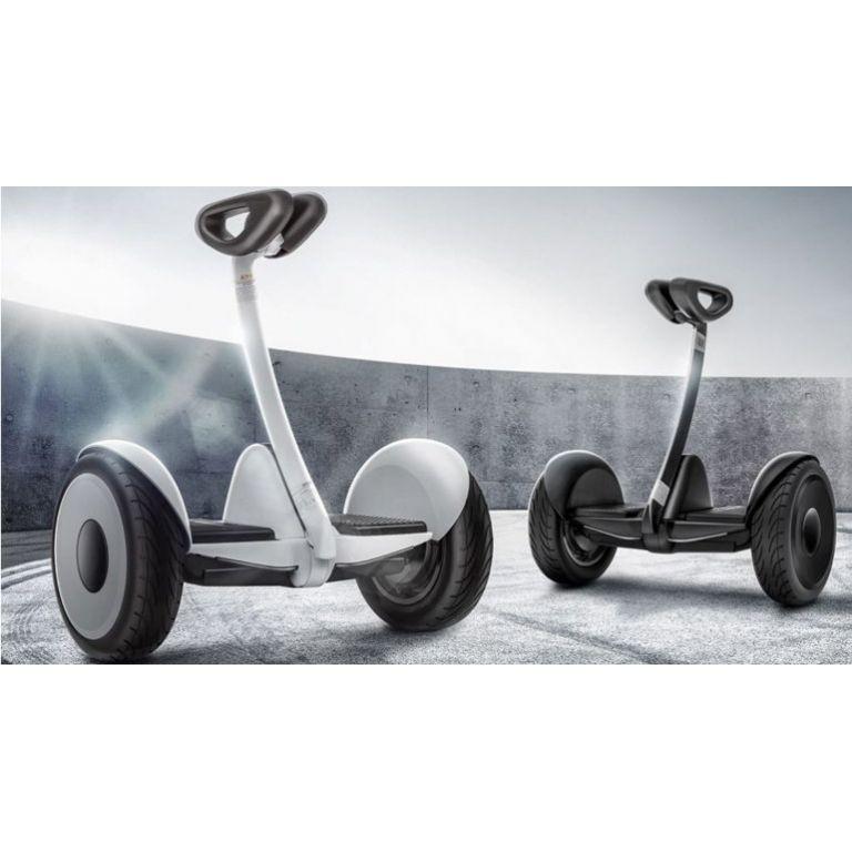 Ninebot mini quiere ser el transporte personal del futuro