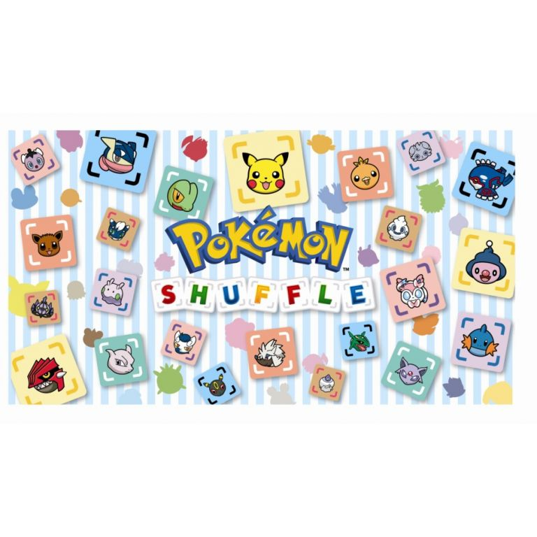 Ya está disponible Pokemon Shuffle para iOS y Android