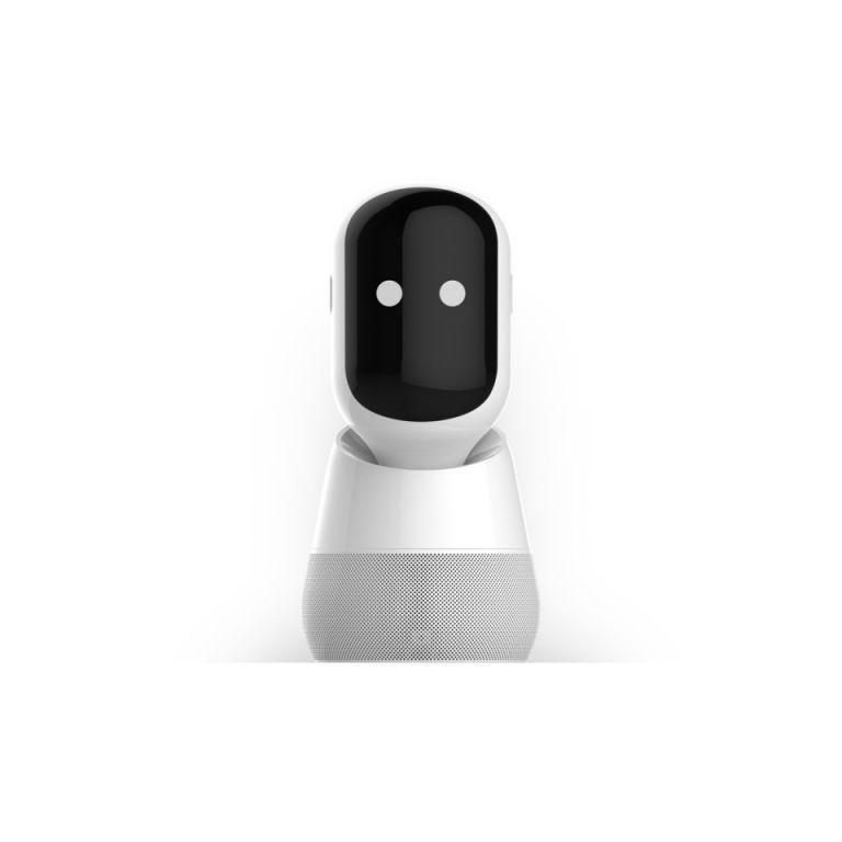 Otto es el nombre del robot asistente de Samsung
