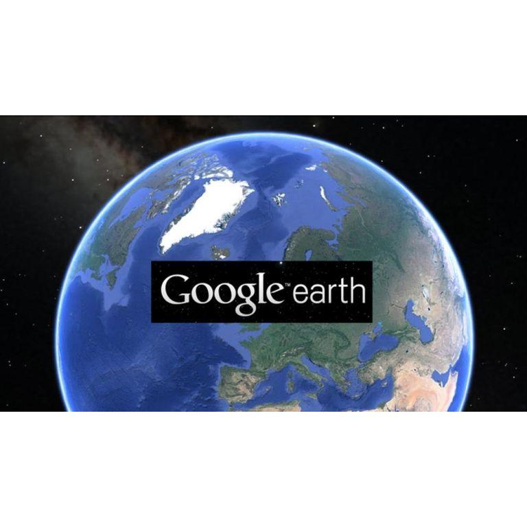 Nuevo diseño de Google Earth llega a Chrome y Android
