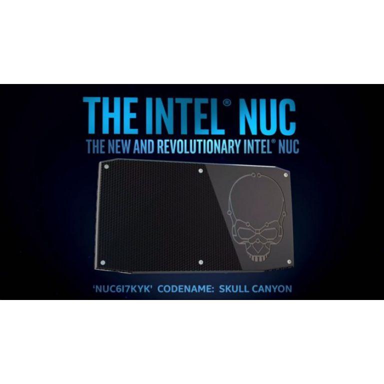 Intel actualizará a Coffee Lake su linea NUC de poderosas mini PCs