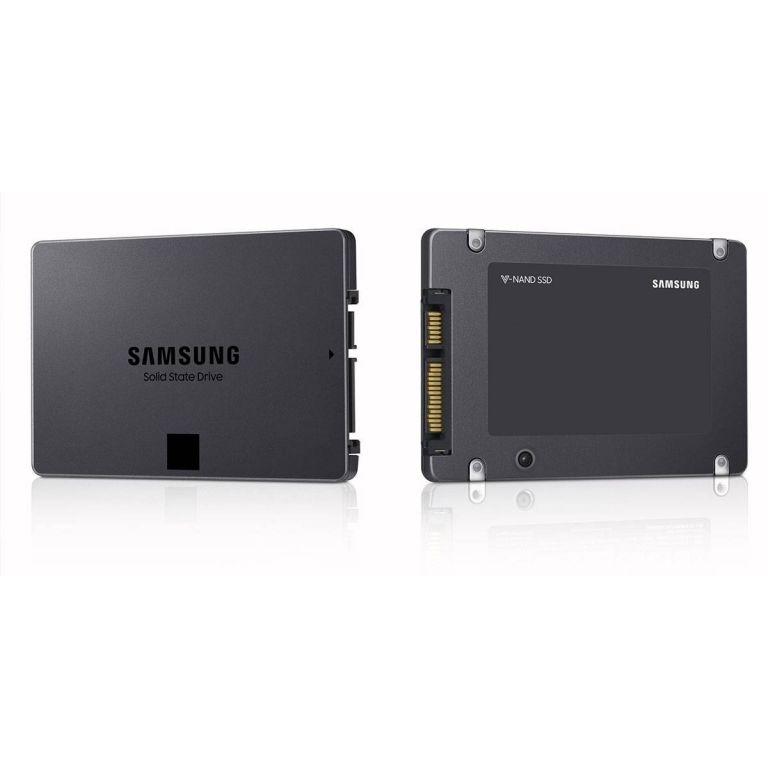 Samsung lo logra: produce un disco duro SSD de 4 TB para consumo general