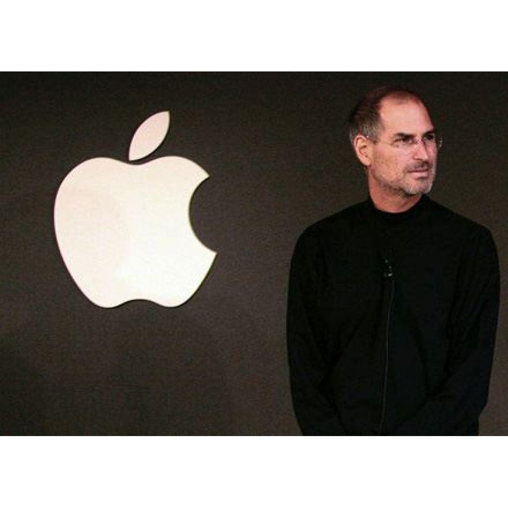 06d7399ec74 Por qué Steve Jobs eligió como logo una manzana Noticias