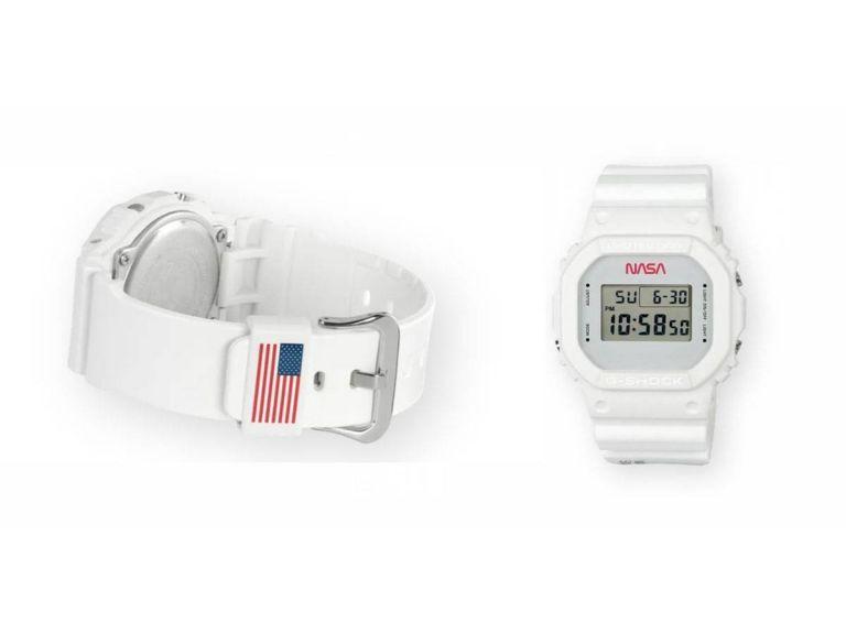 NASA recibe tributo de Casio con un genial reloj de edición limitada