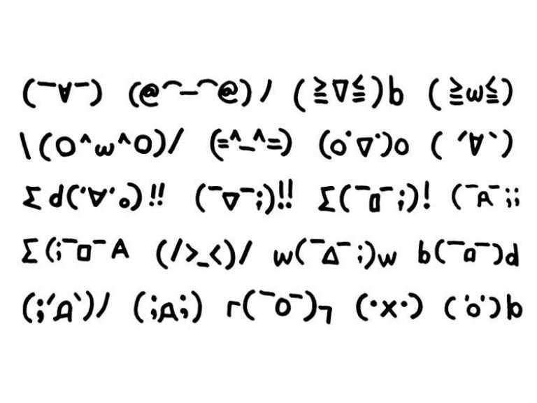 ¿Cómo puedes desbloquear el teclado secreto que contiene los emojis japoneses en tu celular?