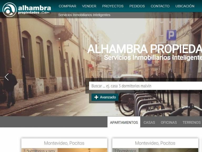 Alhambra Real estate