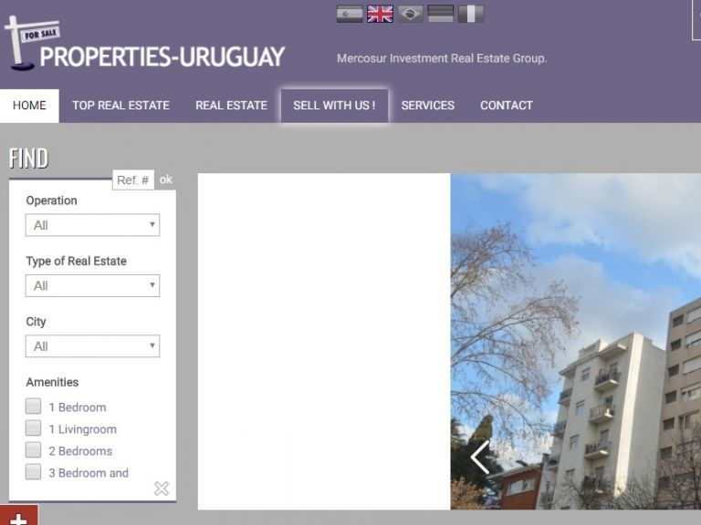 Properties Real Estate, Uruguay Investments